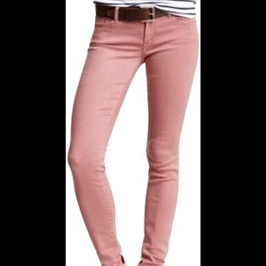 Mother The looker pop stretch skinny jeans
